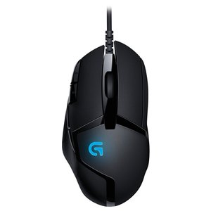 Logitech G402 Hyperion Fury FPS Gaming Mouse with ...