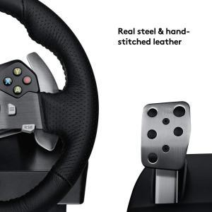 Logitech ロジテック G920 ドライビングフォース (Xbox One、PC用) 輸入品