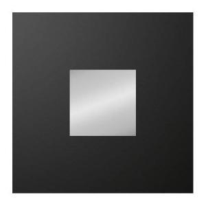 IKEA(イケア) MALMA ブラック 20232834 ミラー、ブラック
