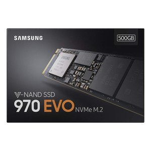 Samsung 960 EVO Series - 500GB NVMe - M.2 Internal...
