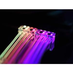 LIANLI Strimerシリーズ 世界初光る電源延長ケーブル Strimer8pin 日本正規代理店品|tywith