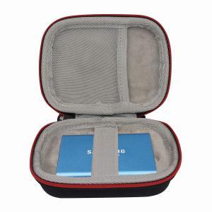 旅行収納 キャリングケース対応 Samsung 外付けSSD T3 T5 250GB / 500GB...