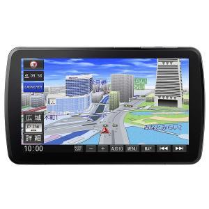 パナソニック カーナビ ストラーダ CN-F1XVD ブルーレイ搭載 無料地図更新 フルセグ/VICS WIDE/SD/CD/DVD/USB|tywith