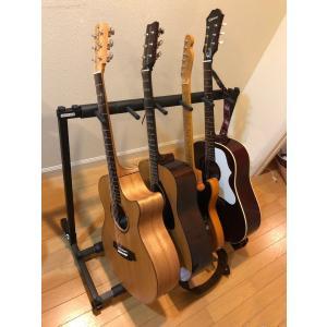 fieldlabo ギタースタンド 5本 ギターラック tywith