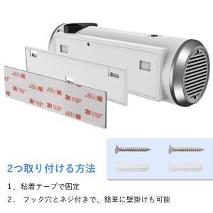 LiDiwee 歯ブラシ除菌器 UV紫外線除菌 乾燥ファン付き USB充電式 家族用5本収納 認証取得 安全安心 UVランプ 長寿命 99.|tywith