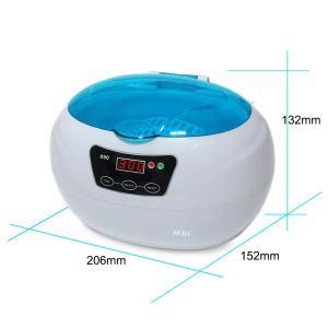 小型業務用超音波洗浄機 超音波クリーナー 洗浄かご付き Ultrasonic Cleaner Sonic Wave Cleaning mac|tywith