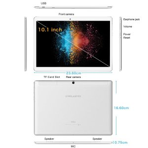 Teclast A10S 10.1インチ タブレットAndroid 7.1 1920?1200 FH...