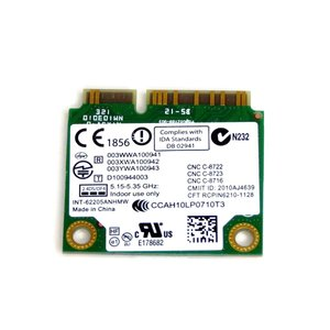 汎用 純正品 Intel Centrino Advanced-N 6205 (62205ANHMW)...