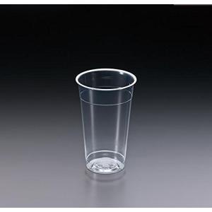 旭化成パックス 透明プラカップ 25個入り 14オンス(満杯容量420ML 推奨容量330ML) CIP-411D 口径8.8cm|tywith
