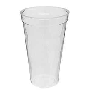 旭化成パックス (キラキラ) 透明プラカップ 50個入り 17オンス(満杯容量510ML 推奨容量3...