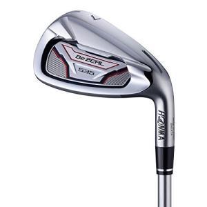 本間ゴルフ Be ZEAL ビジール 535 アイアン 単品 VIZARD for Be ZEAL シャフト カーボン メンズ BZ535I|tywith