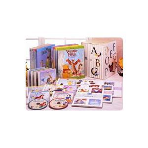 ディズニー マジカル・イングリッシュ・ストーリーズ 絵本+リスニングCD+テキストブック