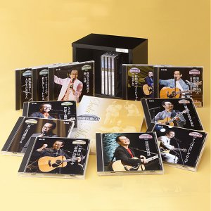 [さだまさし ステージトーク大全2] 續噺歌集CD 全15巻