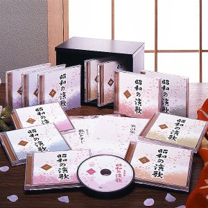 昭和の演歌大全集 CD全12巻|u-canshop