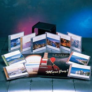 レジェンド―ザ・ベスト・オブ・J-フュージョン― CD全10巻|u-canshop