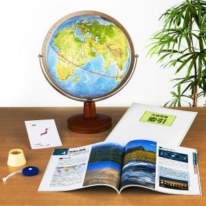 【テレビCM・新聞広告でご案内】大地球儀30 直径約30cmの本格地球儀!|u-canshop