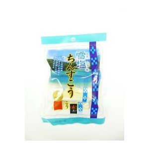 南風堂 雪塩ちんすこう  ミニ袋 6個(2個×3袋)入り|u-ishigakijima