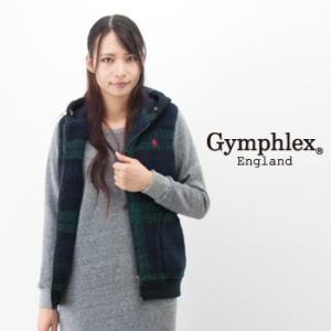 Gymphlex ジムフレックス レディース フリースBOAフードベスト (J-0855CH)(BA...