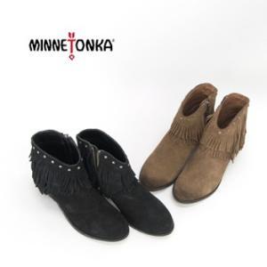 MINNETONKA ミネトンカ レディース BANDERA BOOT(83010/83013)(FW)(20F-2) u-oak