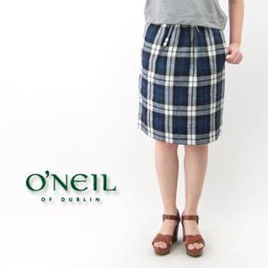 O'NEIL OF DUBLIN オネイル/オニールオブダブリン レディース ドローストリングスカート(848)(SS)|u-oak