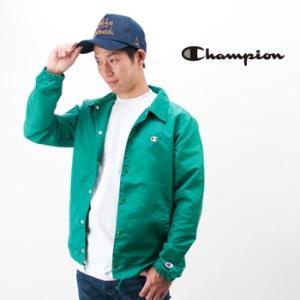 Champion チャンピオン メンズ コーチジャケット(C3-H603)(BASIC)|u-oak