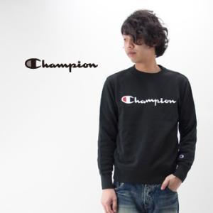 Champion チャンピオン メンズ ロゴスウェットプルオーバー(C3-H004)(BASIC)|u-oak