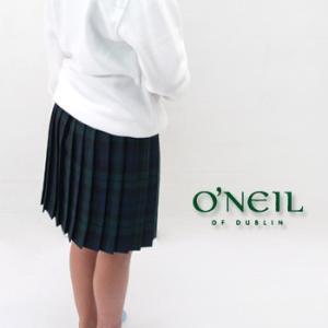 O'NEIL OF DUBLIN オネイル/オニールオブダブリン キッズ キルトスカート(500ABL)(FW)|u-oak