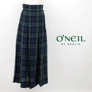 O'NEIL OF DUBLIN オネイル/オニールオブダブリン レディース マキシタックスカート(80697)(2019SS)|u-oak