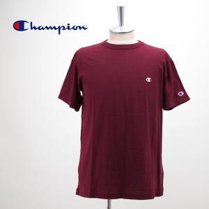 (SALE 30%OFF)Champion チャンピオン メンズ ベーシッククルーネックTシャツ(C3-P300)(2019SS)(返品交換不可)|u-oak
