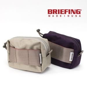 BRIEFING ブリーフィング ワンジップポーチ S(BRL193A35)(2019FW) u-oak