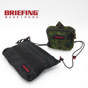 BRIEFING ブリーフィング サコッシュ S SL パッカブル(BRM182201)(2019FW) u-oak