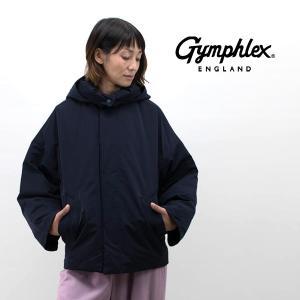 Gymphlex ジムフレックス レディース メモリーギャバジン ダウンジャケット(J-1316MMG)(2019FW)|u-oak