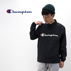 (SALE 30%OFF)Champion チャンピオン メンズ コーチジャケット(C3-R608)(2020SS)(返品交換不可)|u-oak