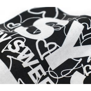 SY32 by SWEET YEARS エスワイサーティトゥバイスィートイヤーズ メンズ ハートボックスロゴ L/S TEE(10015J)(2020SS) u-oak 07