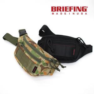 BRIEFING ブリーフィング JOINT FANNY PACK(BRL193P38)(2020SS) u-oak