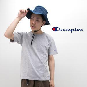 Champion チャンピオン メンズ T1011 クルーネックTシャツ(C5-P301)(BASIC)|u-oak