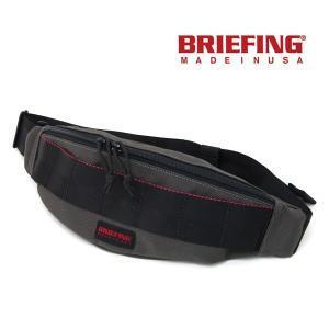 BRIEFING ブリーフィング TRIPOD ウエストバッグ(BRF071219)(BASIC) u-oak