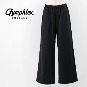 Gymphlex ジムフレックス レディース T/W/R STRETCH TWILL イージーパンツ(J-1472PWR)(2020FW)|u-oak