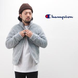 Champion チャンピオン メンズ フルジップフリースジャケット(C3-L616)(BASIC)|u-oak