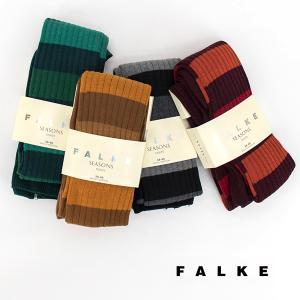 (SALE 30%OFF)FALKE ファルケ RIB STRIPES TIGHTS ストライプタイツ(48761)(FW)(返品交換不可) u-oak