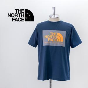 THE NORTH FACE ザノースフェイス メンズ カリフォルニア ロゴTシャツ(NT32155)(2021SS)|u-oak