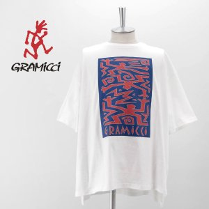 (SALE 50%OFF)GRAMICCI グラミチ メンズ プリミティブスリットTシャツ(GUT-21S010)(2021SS)(返品交換不可) u-oak