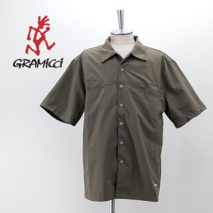 (SALE 30%OFF)GRAMICCI グラミチ メンズ シェルキャンプシャツ(GUJK-21S043)(2021SS)(返品交換不可) u-oak