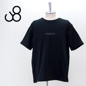 (SALE 50%OFF)Johnbull ジョンブル メンズ MUSEUM フォトプリントTシャツ(25805)(2021SS)(返品交換不可) u-oak