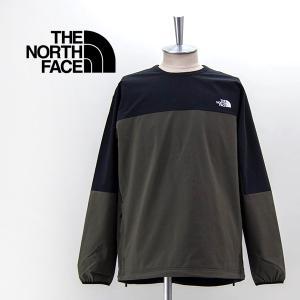 THE NORTH FACE ザノースフェイス メンズ エイペックスフレックスクルー(NP22082)(BASIC)|u-oak