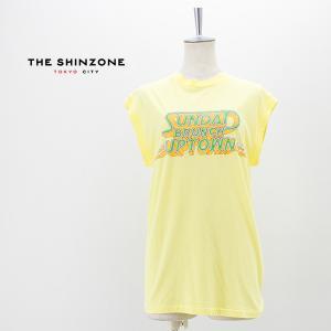 THE SHINZONE シンゾーン レディース サンデーブランチタンク(21MMSCU10)(2021SS)|u-oak