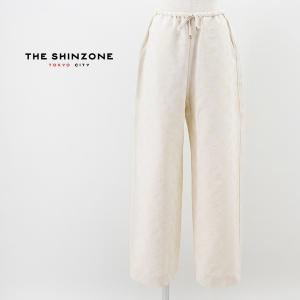 THE SHINZONE シンゾーン レディース リーフジャガードパンツ(21MMSPA04)(2021SS)|u-oak