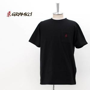 GRAMICCI グラミチ メンズ ワンポイントTシャツ(1948-STS)(BASIC) u-oak
