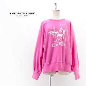THE SHINZONE シンゾーン レディース PIZZA SWEAT(21MMSCU28)(2021SS)|u-oak
