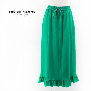 THE SHINZONE シンゾーン レディース フリルヘムスカート(21MMSCU25)(2021FW)|u-oak